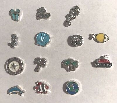 Floating Charms to fit Origami Owl #1 Buy 4 Get 1 Free