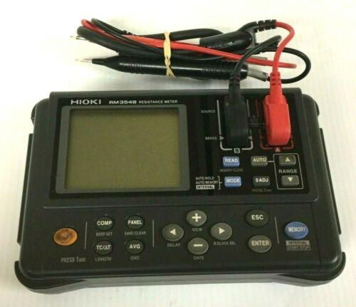 (MA1) HIOKI RM3548 Resistance Meter