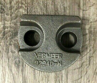 1 X Vermeer Rotatech Stump Grinder Tooth Saddle 92940-h 992940001