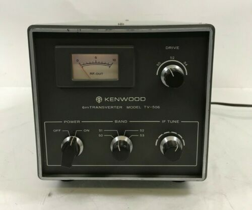 Kenwood  TV-506 6 Meter Transverter