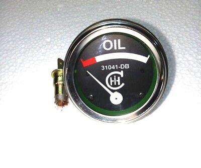 Oil Pressure Gauge Fits Farmall Ih F20 F30 31041db 0-75psi Special Low Pressure