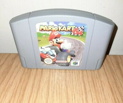 MARIO KART 64 FOR N64 (CART ONLY) VERY GOOD CONDITION CLEAN, TESTED, WORKING,