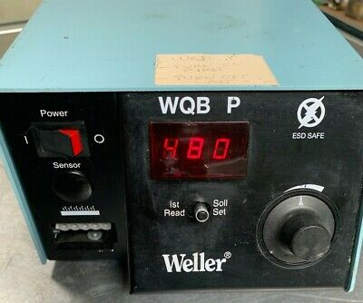 3.1 Weller  Wqb P  Part Of A Fine Pitch Repair System For Desoldering