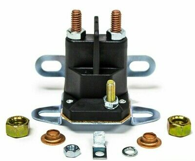 Tractor 3 Post Solenoid Replaces Murray 7701100ma 7769224ma 94613ma 9924285