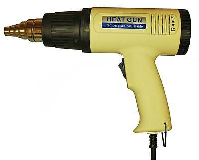 Heat Gun - 1800 Watt - Variable Temperature 125f To 1200f