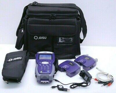 Jdsu Hst-3000 Network Cable Tester Hst-3000 Sim Ethernet Hst-25003000 Sim