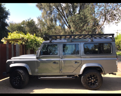 2014 Land Rover Defender Wagon
