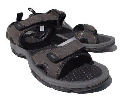 Khombu BARRACUDA Mens River Comfort Sandals Footwear Beach UK 11 Brown