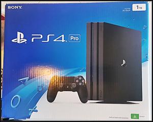 PS4 PRO 1TB As New Playstation 4 Hurstville Hurstville Area Preview