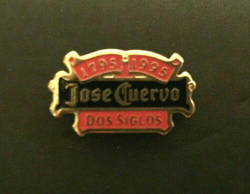 JOSE CUERVO DOS SIGLOS 1795-1995 ENAMEL LAPEL PIN