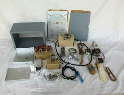 Rca Signal Generator Kit Not Complete Just A Partial Kit With Case Face Plate