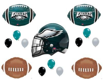 Eagles Party Decorations (Philadelphia Eagles Football Game Birthday Party Balloons Decorations)