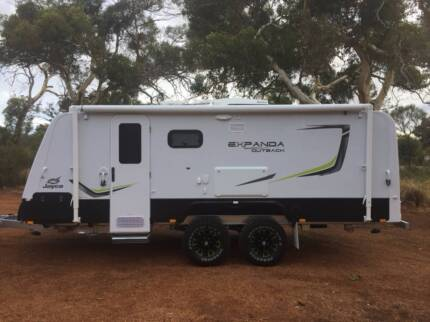 FOR HIRE 2017 Jayco Expanda Offroad. AVAILABLE Oct 9th - Dec 21st