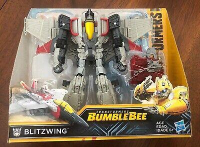 Hasbro 2018 Transformers Bumblebee NITRO SERIES ENERGON IGNITERS BLITZWING NEW