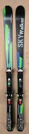 New Hagan touring skis 170cm with marker bindings