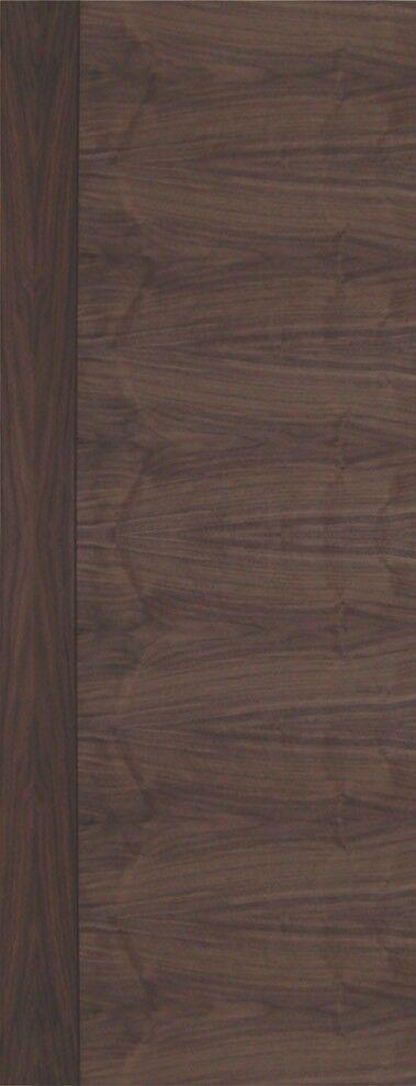 Super sale on pre finished walnut Corsica designer doors