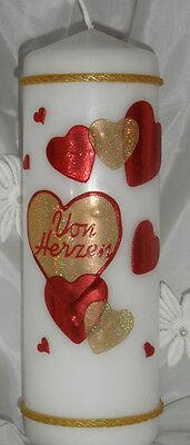Muttertag's Kerze,Valentinstag,Muttertagskerze,Liebe,