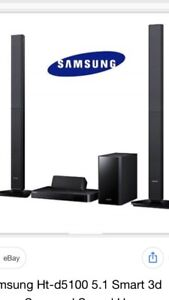 Samsung 3d receiver and surround sound syatem
