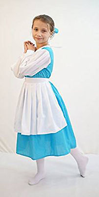World Book Day-Stage-Dance-Beauty And The Beast BELLE DAY DRESS All (Belle Dance Kostüm)