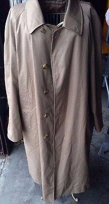 Burberry Chestnut Trench Coat