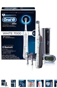 Oral-B Pro 7000 SmartSeries Power Rechargeable Electric toothbru