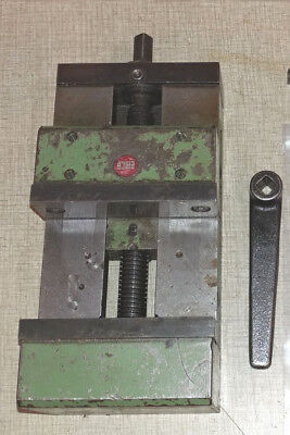 Emco Maximat Super 11 Lathe Emco Fb-2 Mill Machine Vise Pn 761310 0601