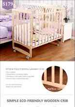 Brand new No.1 quality baby cots Melbourne Region Preview