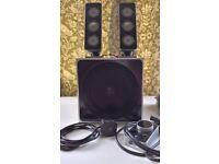 Logitech Z4 2.1 Speaker System