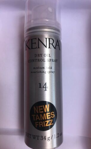 Kenra Fast Dry Hairspray 8 New Flexible Hold Thermal Spray 8
