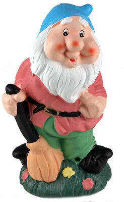 Gnome Ornament (Whistling Garden Funny Gnome Ornament)
