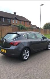 Vauxhall Astra long mot low millage