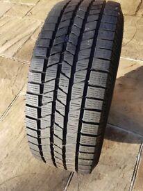 Pirelli snow tyres x 4- scorpion ice and snow 235/55 R18 104H