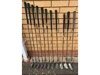 Dunlop Blueflash Golf Clubs & Putters