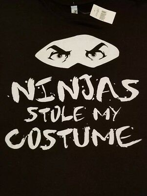Whale by Switcher - Ninjas Stole My Costume T-Shirt Easy Halloween Tees Gift - Easy Ninja Costumes