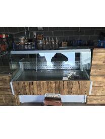Deli counter display fridge catering restaurant hotels pubs cafe equipments