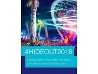Hideout festival ticket