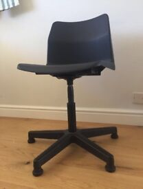 Swivel Black Desk Chair