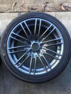 "PRICE DROP!! Genuine BMW 260M M3 18"" Wheels"