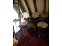 Gear 4 music drum kit set