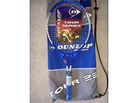 Dunlop sports tennis racket
