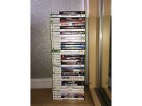 X-box 360, game bundle