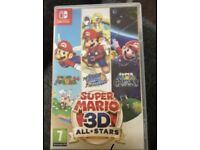 Super Mario 3DS All stars