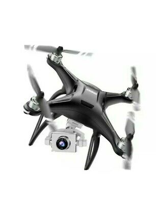 SIMREX X11 Upgraded GPS Drone with 1080P HD Camera 2-Axis Self Stabilizing...