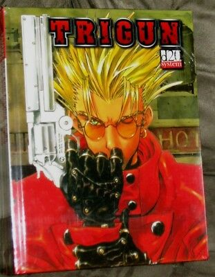 TRIGUN D20 System Role-Playing Game Guardians of the Order Hardcover - NEW ()