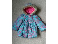 Gorgeous Girls M+S Coat 18-24 Months