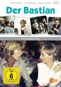 DER-BASTIAN-Die-completa-TV-Serie-HORST-JANSON-2-DVD-Box-Nuovo