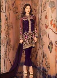 Brand new salwar kameez unsitched suit