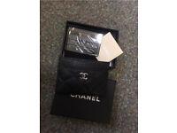 Chanel Cardholder Wallet Black Caviar