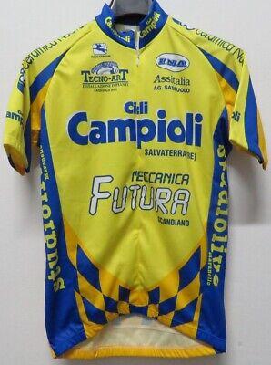 MAGLIA SHIRT JERSEY MAILLOT TRIKOT CICLISMO CYCLING CAMPIOLI REGGIO EMILIA