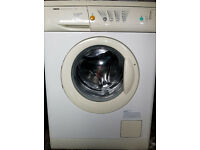 Zanussi XC washing machine for sale. Hardly used in summer house. Delivery